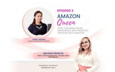 """""""How This Mom Found Abundance and Financial Freedom with Amazon"""""""