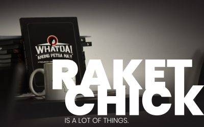 RAKETCHICK IS A LOT OF THINGS.
